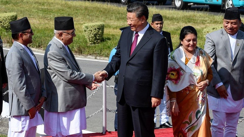 Nepal: The new China's satellite state