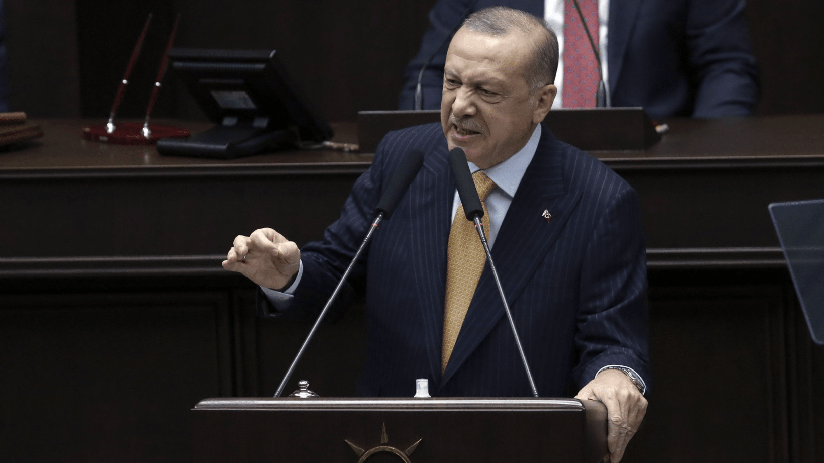 European Union: Facing the bellicose Erdogan