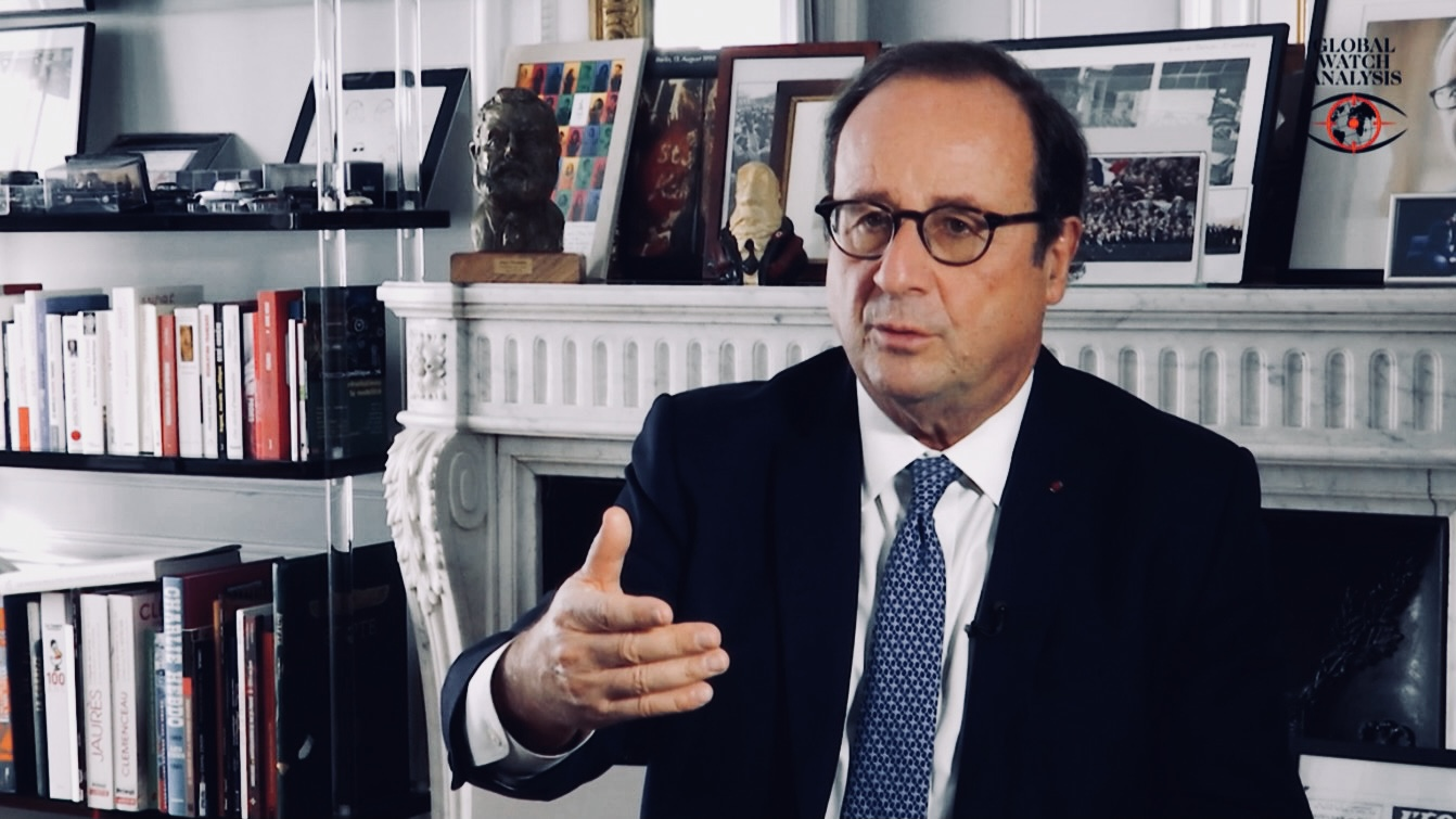 Exclusive interview with President François Hollande