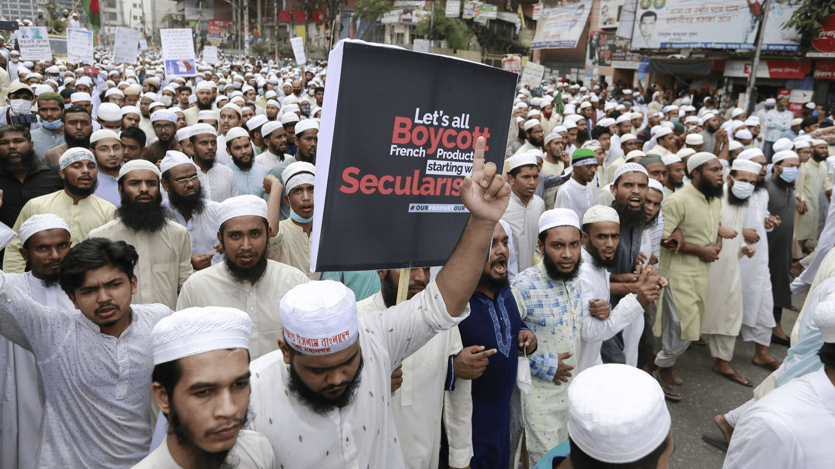 Bangladesh : l'influence grandissante des islamistes