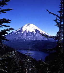 This is the Mt. Saint Helens I climbed!