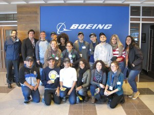 At Boeing