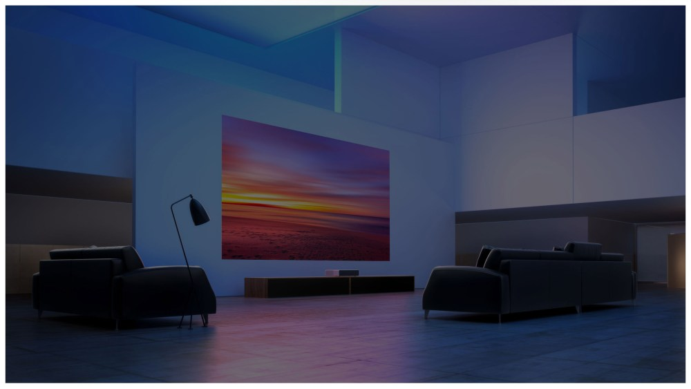 medium resolution of xiaomi laser projector can project a screen as large as 150 inches bring the private theatre into your home