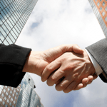 Handshake_Leading