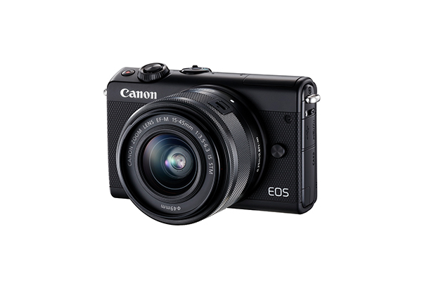 EOS M100 <br>compact-system camera