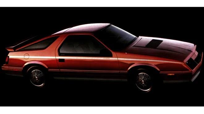Chrysler Laser/Dodge Daytona Z Turbo