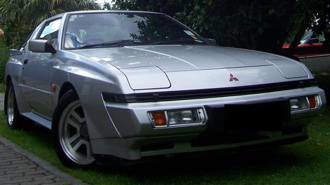 Chrysler Conquest/Mitsubishi Starion