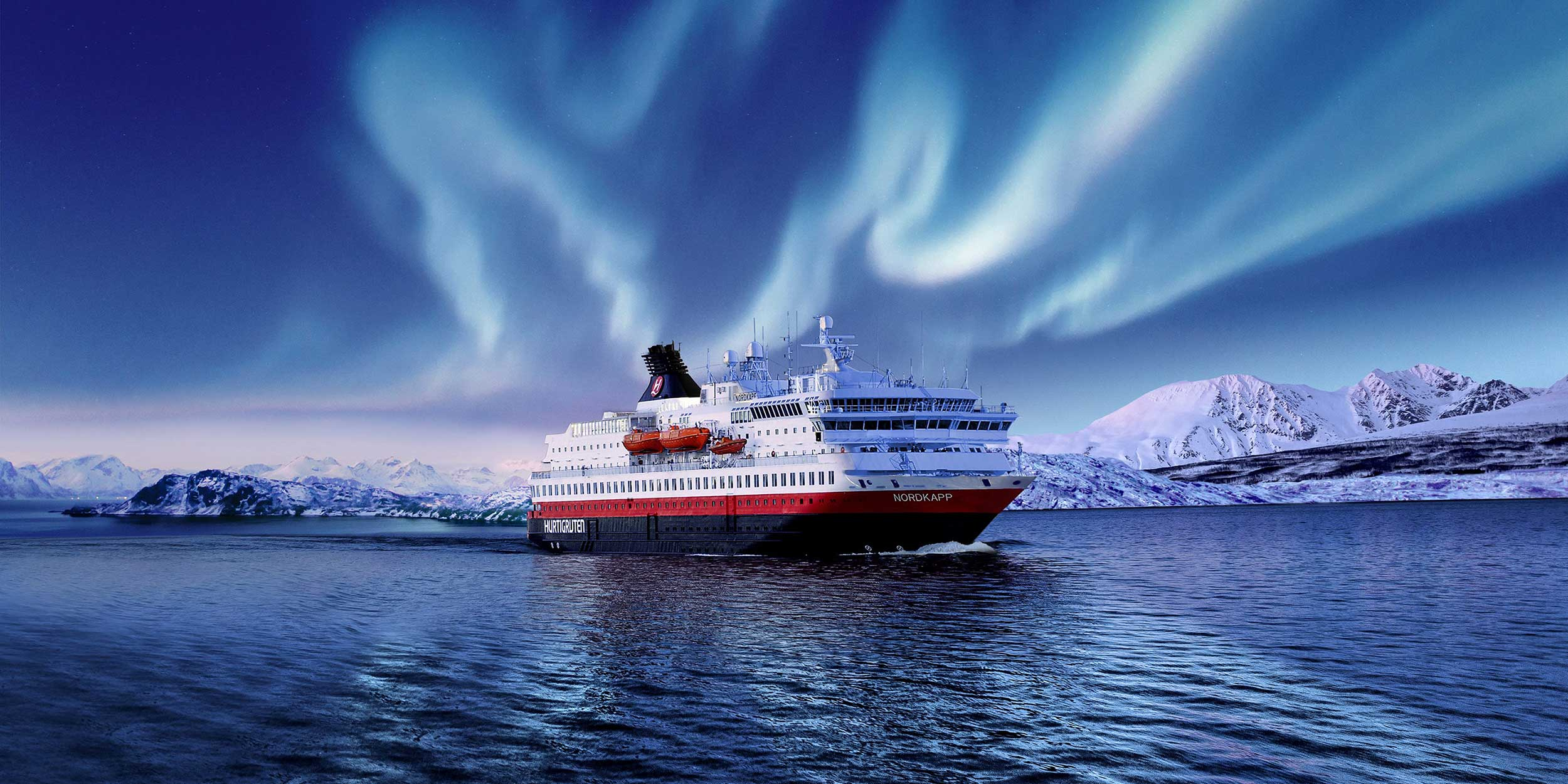 Solo Traveller Cruise Offer The Norwegian Coast Hurtigruten