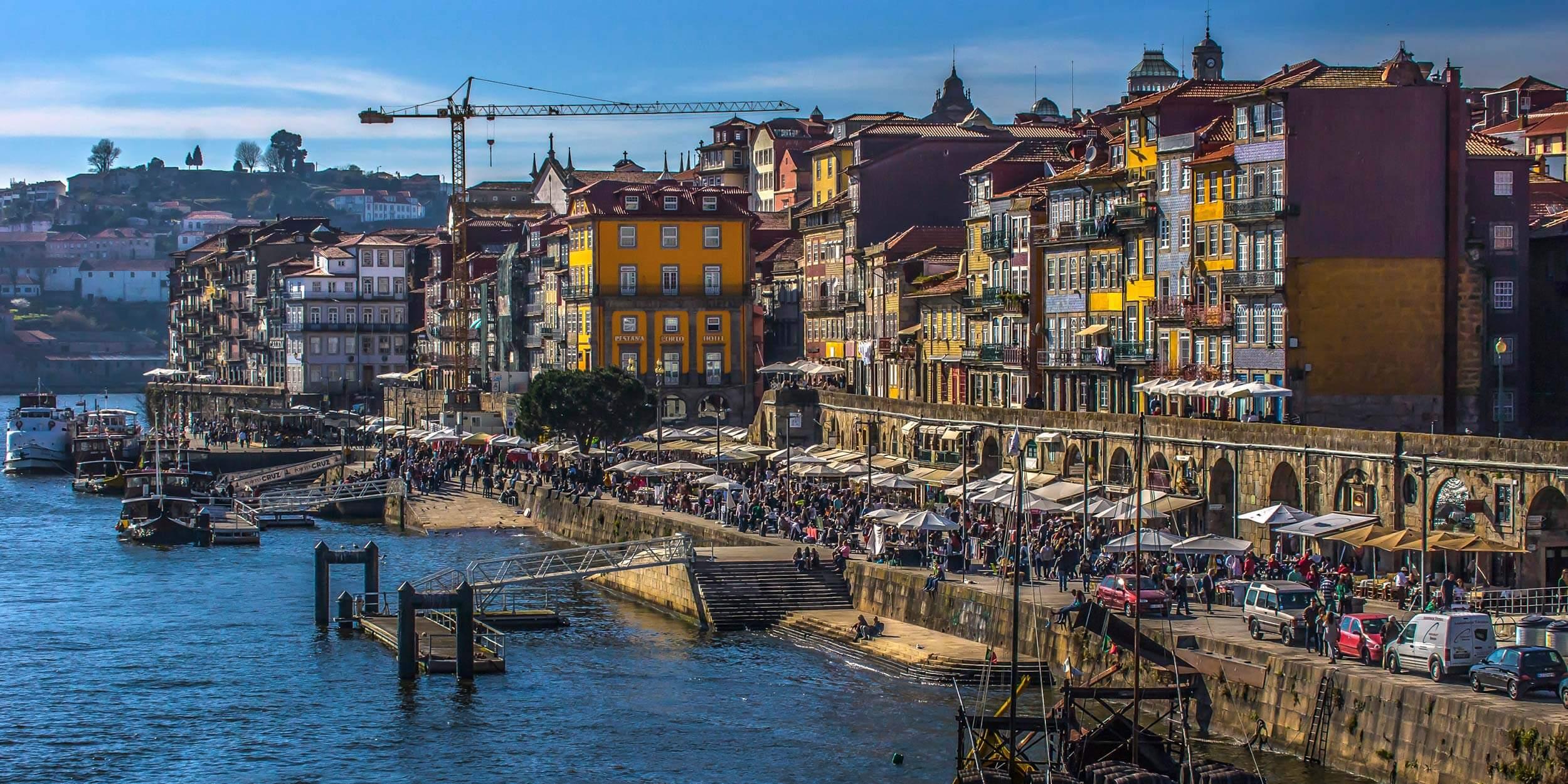 Cruise The Western Coast Of Europe Lisbon To Amsterdam