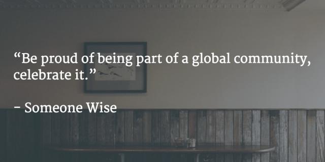 Embrace Global Community