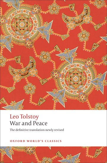 War And Peace Leo Tolstoy Oxford University Press