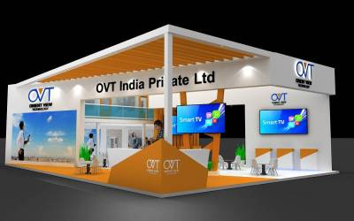 OVT Participating The 27th Convergence India 2019