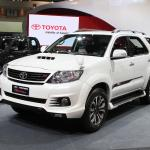 Toyota Fortuner Trd Sportivo 5 Toyota Motor Corporation Official Global Website