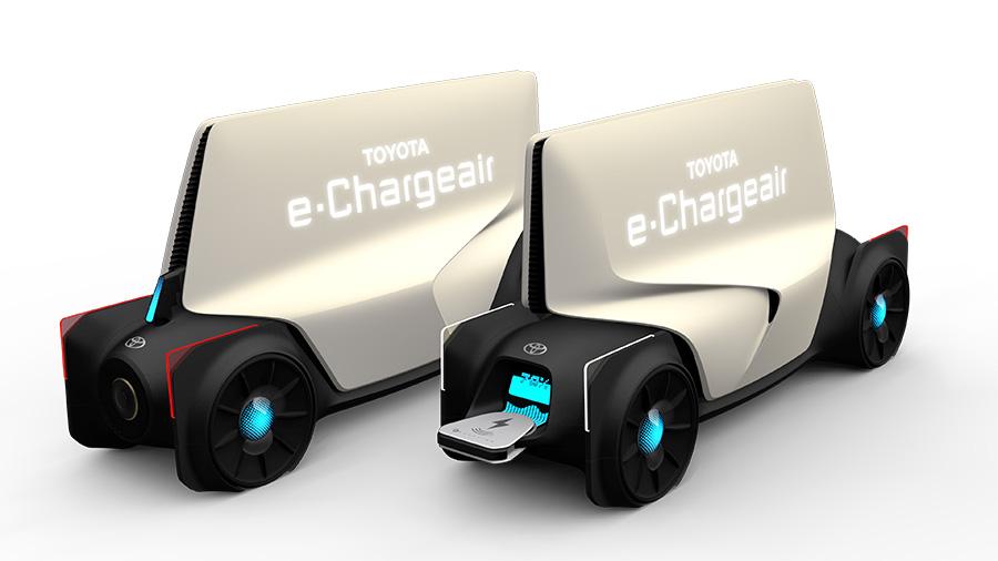 TOYOTA e-Chargeair