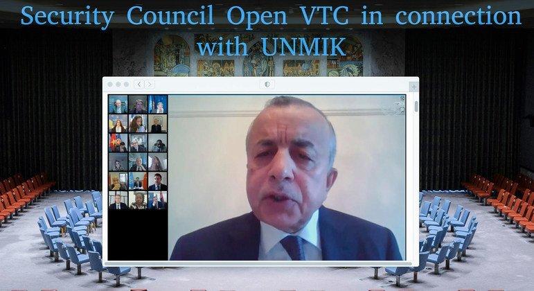 Kosovo: Show solidarity in face of COVID, UN Mission chief urges