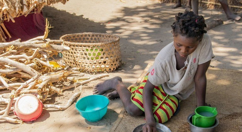 Mozambique: 250,000 displaced children facing deadly disease threat