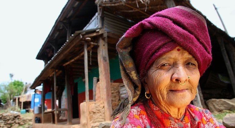 Listen to older people's 'suggestions and ideas' for more inclusive societies, urges UN chief