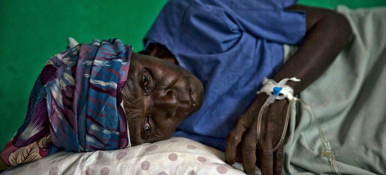 Haití fue golpeado el sábado por un mortífero terremoto de 7,2 grados de magnitud que dejó cientos de muertos e innumerables heridos. (Foto de archivo).