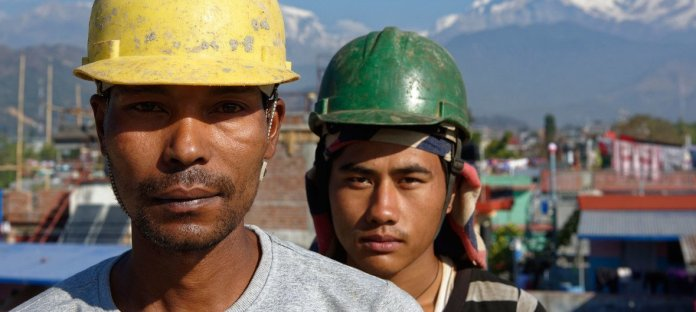 FROM THE FIELD: Supporting Nepal's migrants, as overseas work dries up