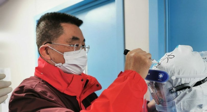 First Person: Heartbreak and hope – one doctor's story from China's  coronavirus ground zero | | UN News