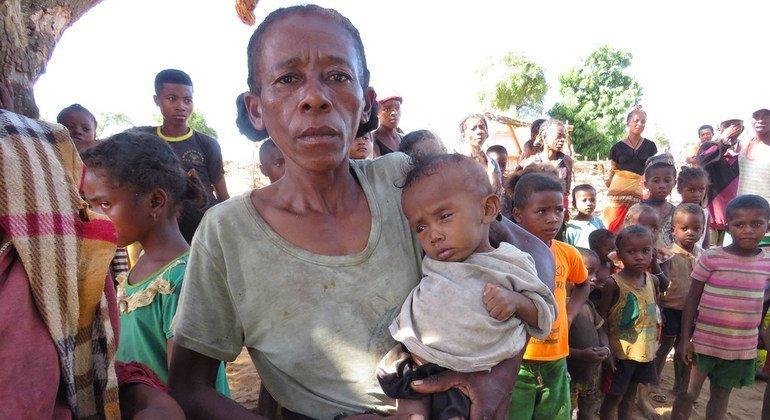 Madagascar edges toward famine, UN food agency appeals for assistance