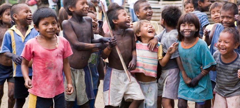 Image result for children in colombia