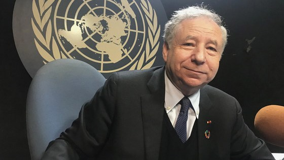 Jean Todt, UN Secretary-General's Special Envoy for Road Safety, sits down for an interview with UN News.