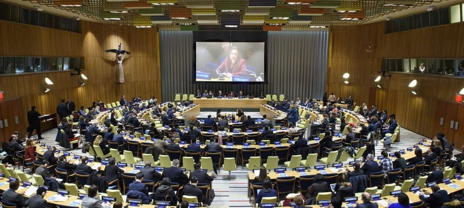 UN announces roadmap to Climate Summit in 2019, a 'critical year' for  climate action | | UN News