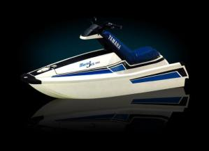 History  WaveRunner 30th Anniversary | YAMAHA MOTOR CO, LTD