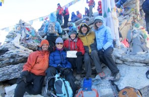 mt everest base camp trip