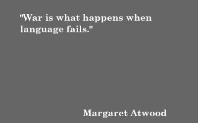 Quote: Margaret Atwood