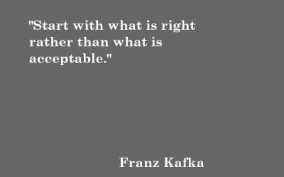 Quote: Franz Kafka