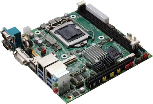 Commell LV-67S-G - Mini-ITX Industrial Motherboard - Global American