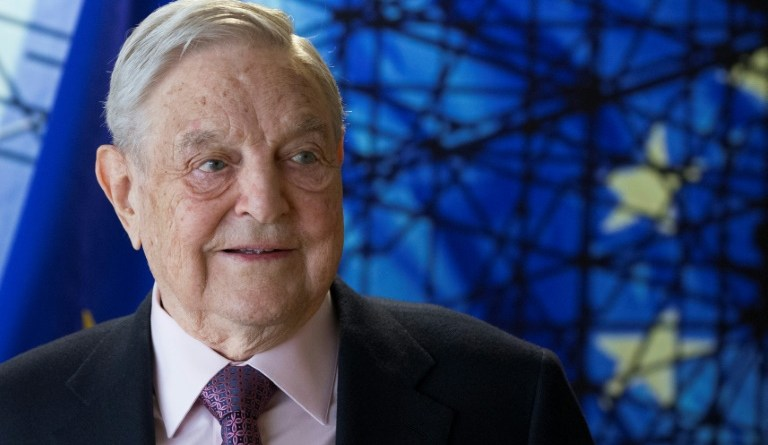 Soros to Google and Facebook: 'Your days are numbered'