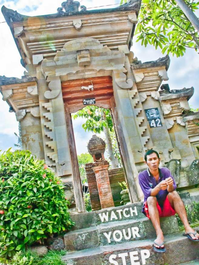 Village Local   Bali, Indonesia