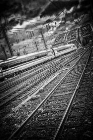 Train in the future