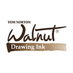 Tom Norton | Drawing Ink | Walnut Drawing Ink | Global Art Supplies