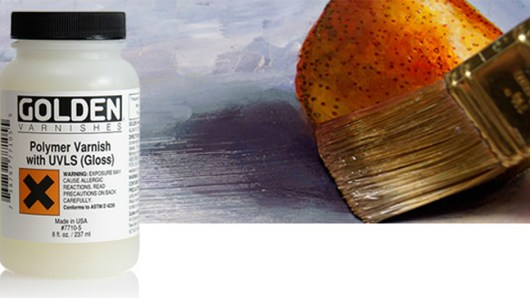 Varnish and Topcoats | Global Art Supplies
