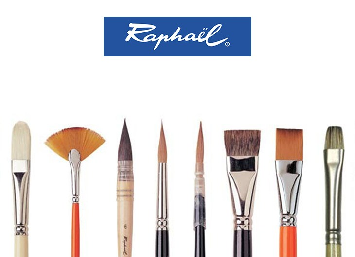 GLOBAL ART SUPPLIES | RAPHAEL BRUSHES