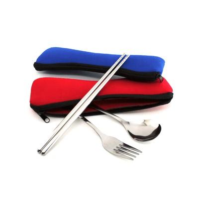 Cutlery Set in Pouch