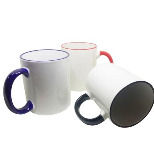 12oz 2-Tone Transfer Mug (LS0027)