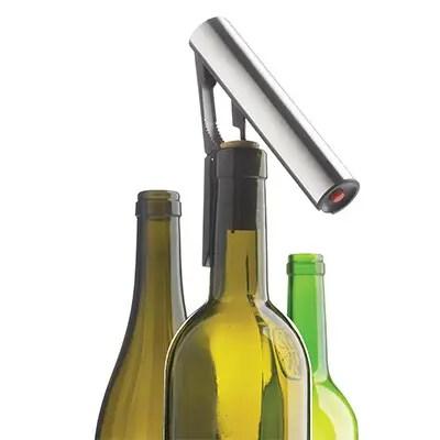 Tube Wine Opener