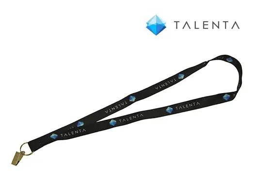 Talenta Lanyard Printing