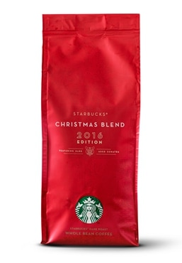 Starbucks Christmas Blend Starbucks Coffee Company