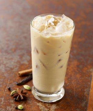 Iced Tazo® Chai Tea Latte