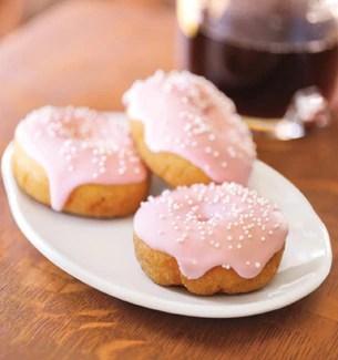 Birthday Cake Mini Doughnut Starbucks Coffee Company