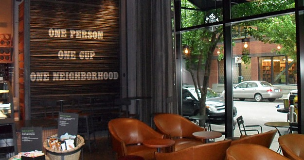 Portland Brewery Blocks Store  Starbucks Coffee Company