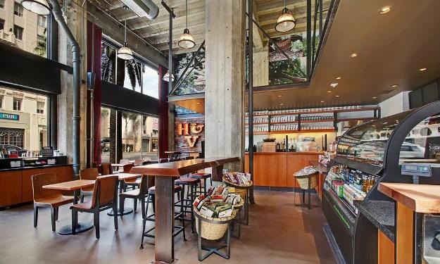 Hollywood and Vine  Starbucks Coffee Company