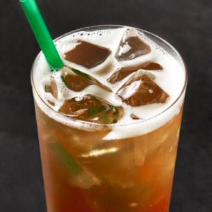 Teavana® Shaken Peach Citrus White Tea Infusion ...