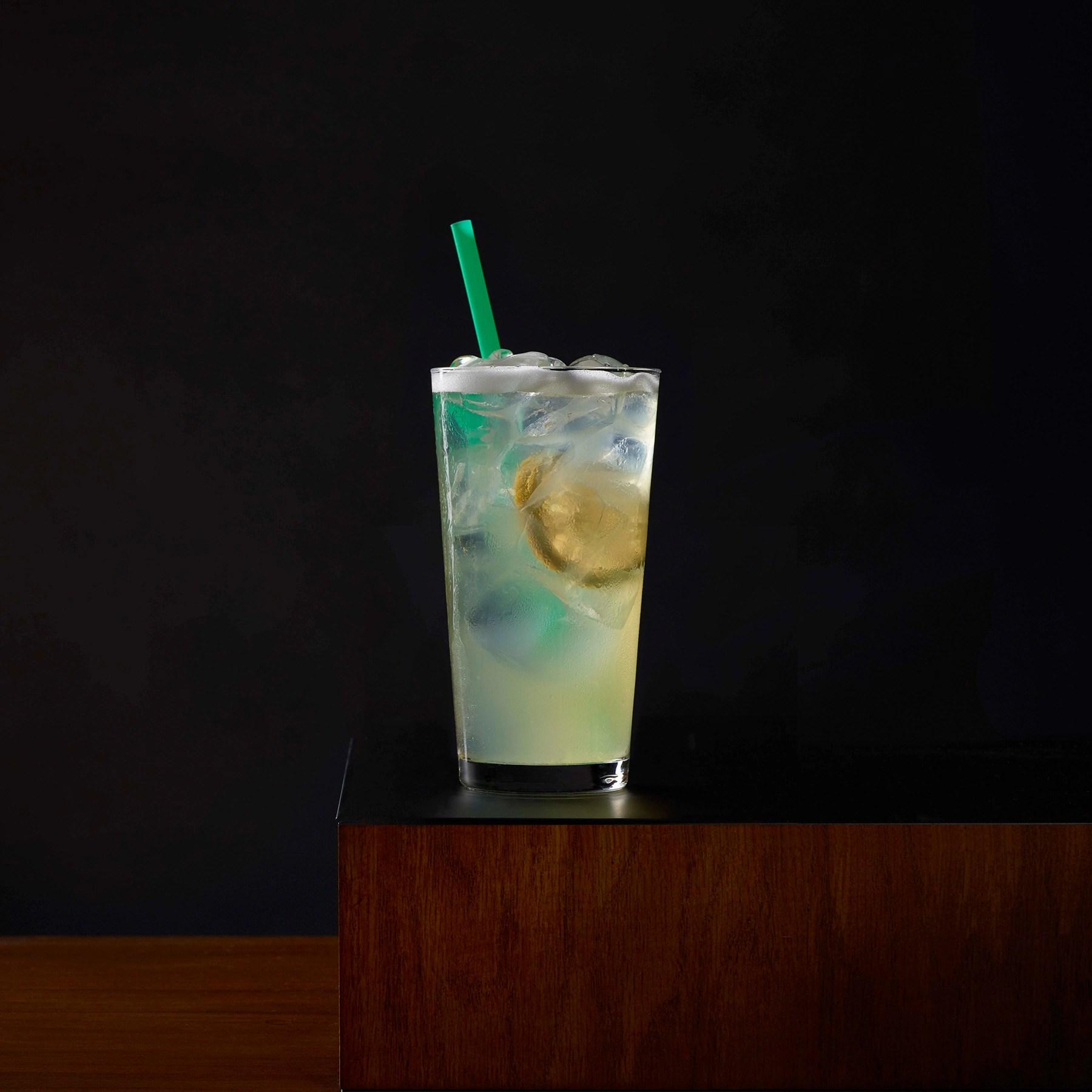 Cool Lime Starbucks Refreshers Beverage  Starbucks